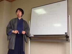 山本清次先生